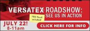 Versatex Roadshow